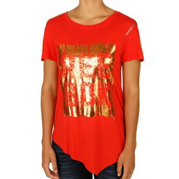 Dance Asymmetric Reebok Tee Women