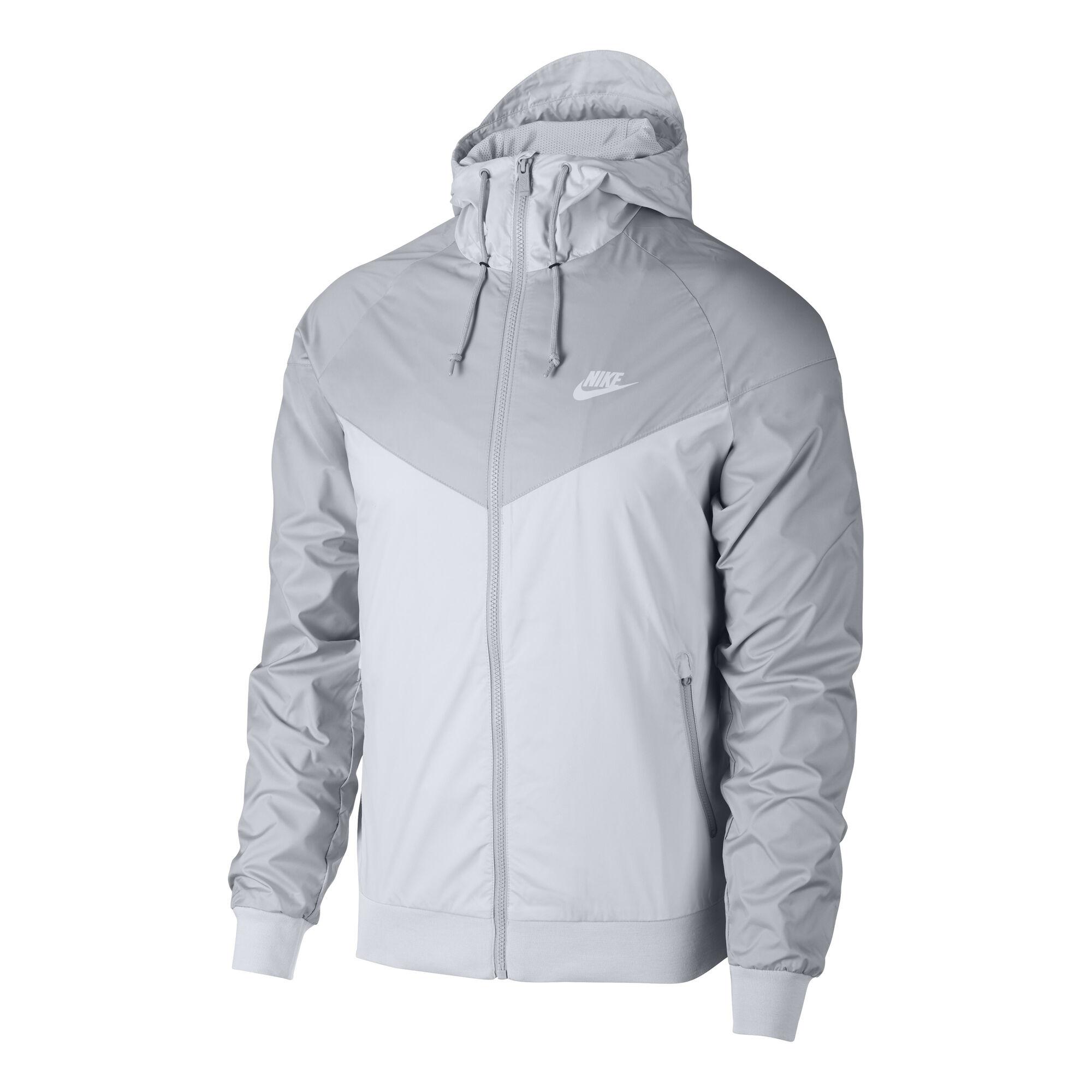 buy Nike Windrunner Training Jacket Men - Lightgrey 74a6e536d
