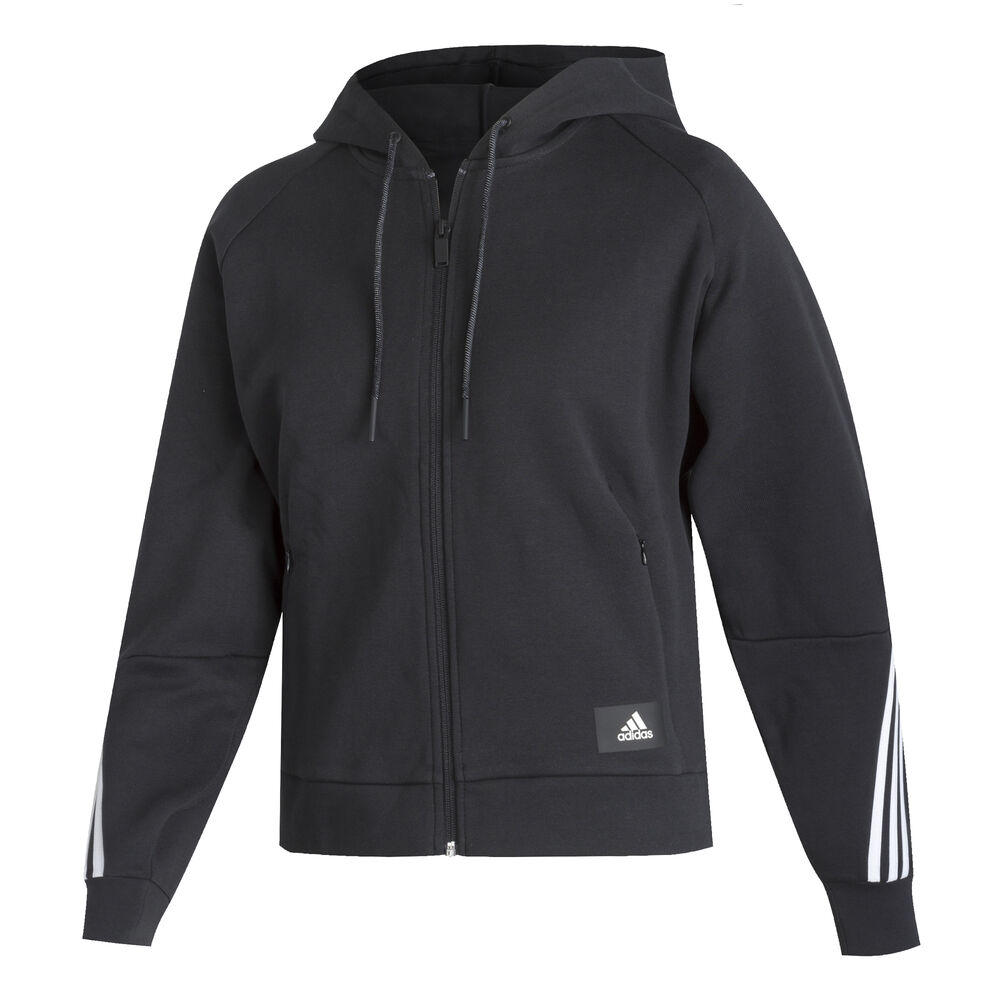 3-Stripes Zip Hoodie Women