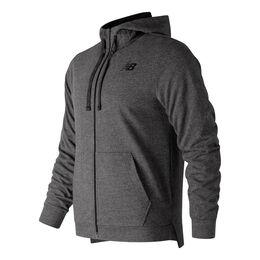 Lightweight Warm-Up Full-Zip Hoodie Men