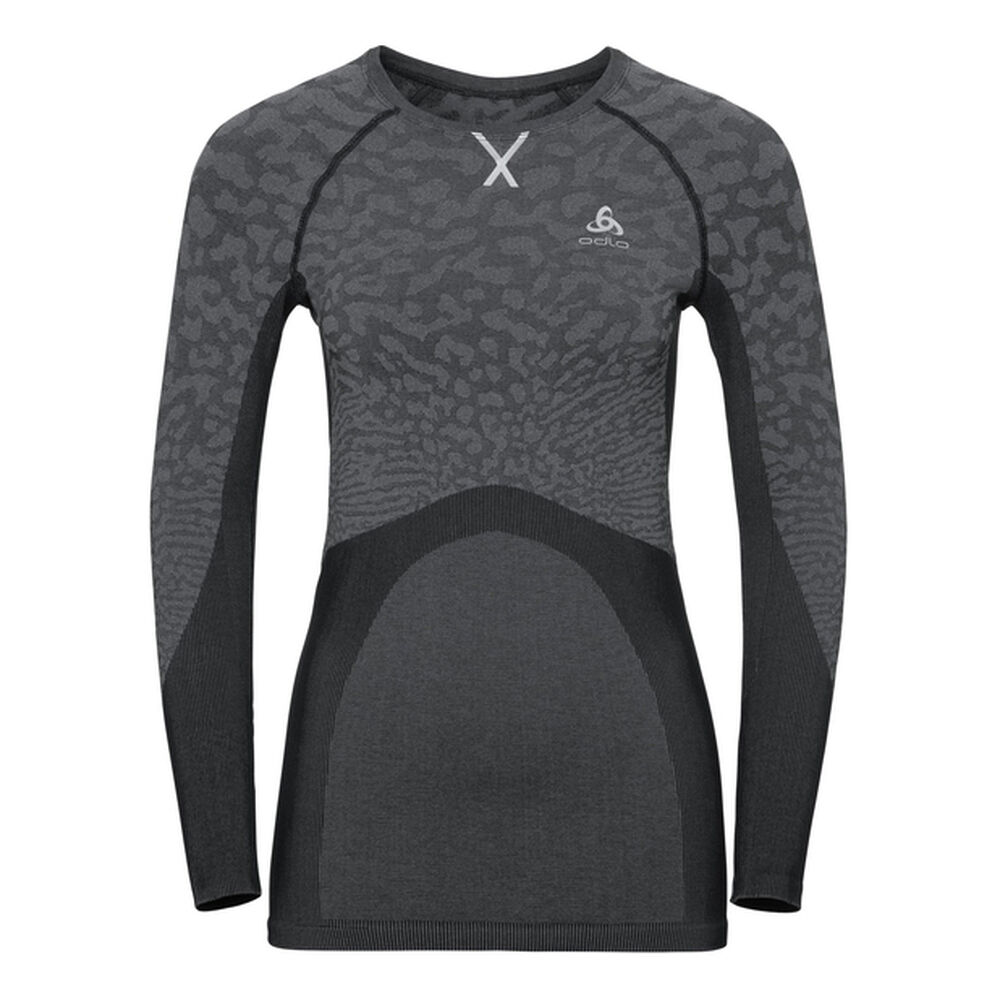 BL Crew Neck Blackcomb Long Sleeve Women