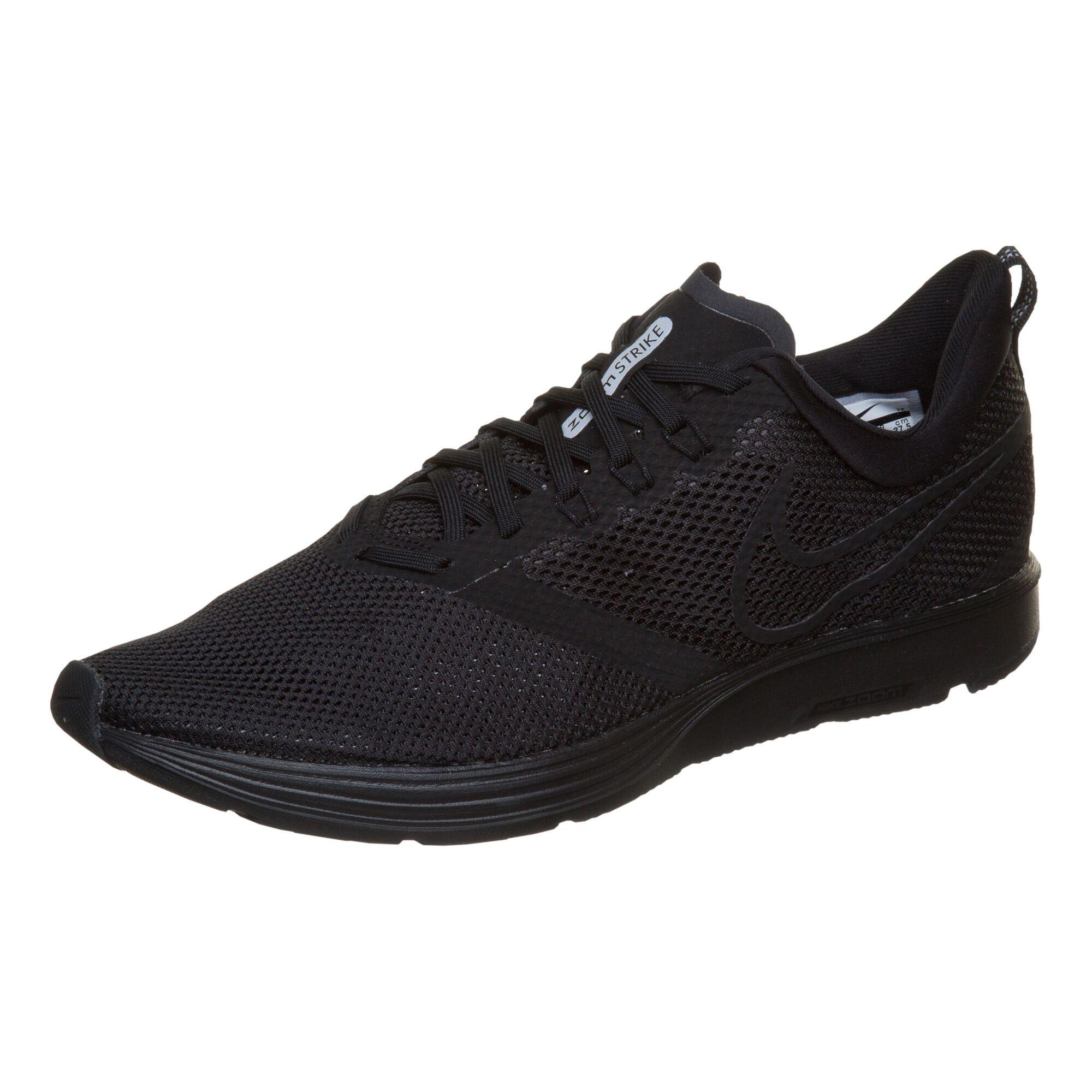 eeedd97f35fb buy Nike Zoom Strike Neutral Running Shoe Men - Black online ...