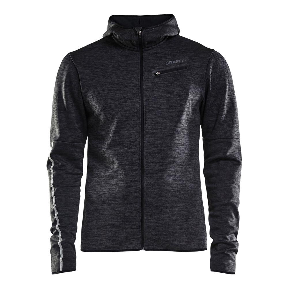 Eaze Jersey Hooded Training Jacket Men