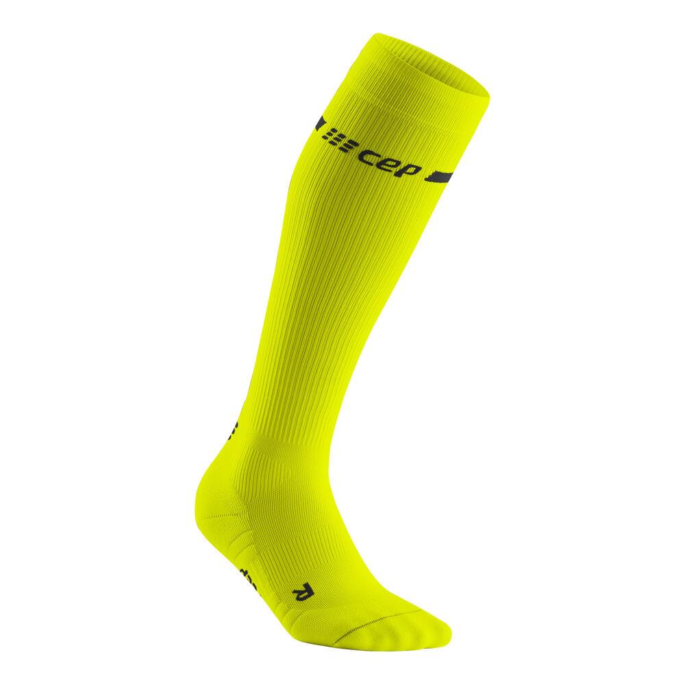 Neon Running Socks Men