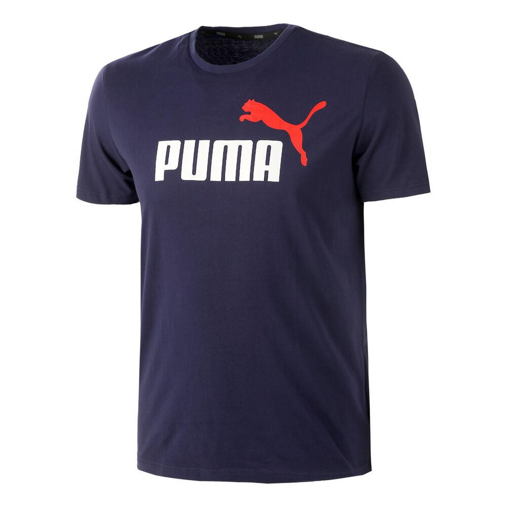 Essential 2 Col Logo T-Shirt Men