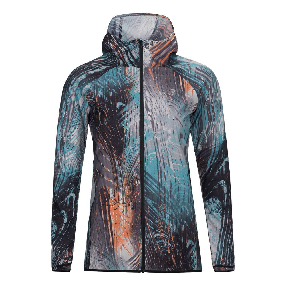 Freemont Print Running Jacket Women