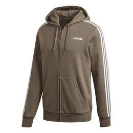 Essentials 3-Stripes Full-Zip Fleece Men