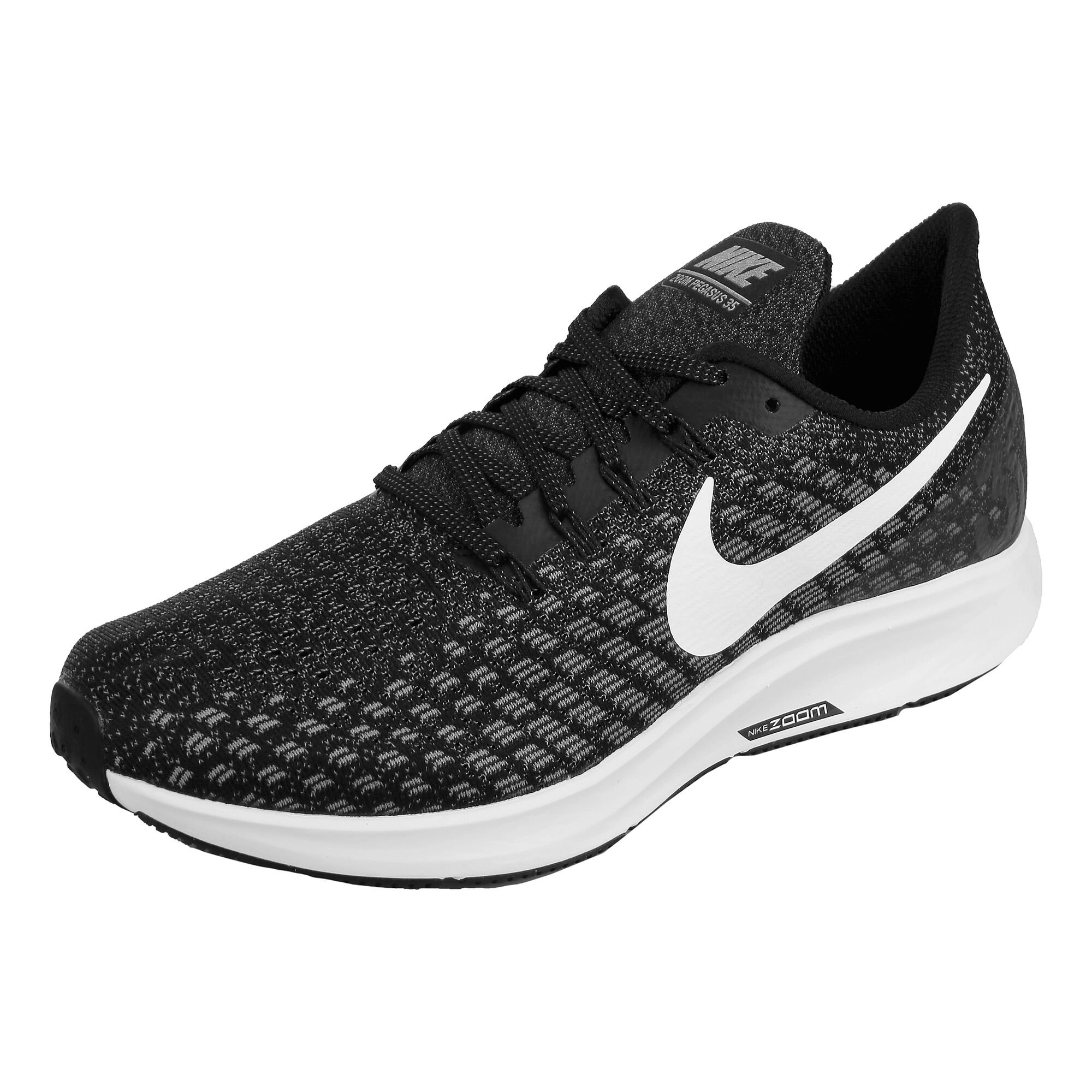 new concept 78319 6302b Nike Air Zoom Pegasus 35 Neutral Running Shoe Men - Black, Grey