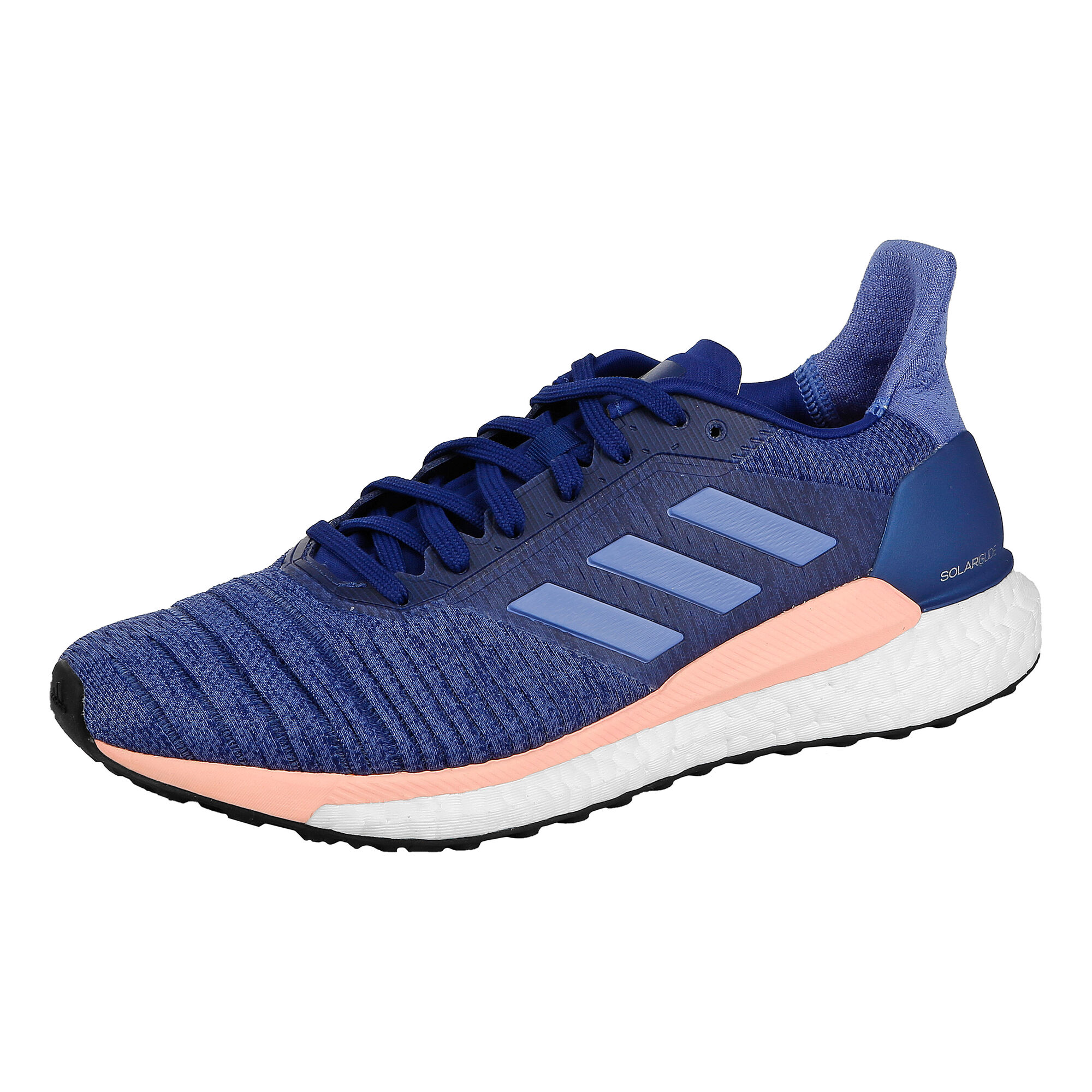 61e95603a buy adidas Solar Glide Neutral Running Shoe Women - Blue