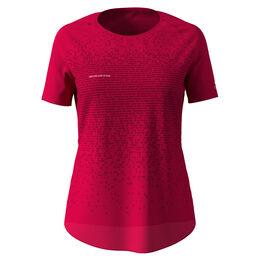 T-Shirt Shortsleeve Crew Neck Millennium Element Print Women