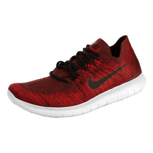 ee3f8f32bc97e buy Nike Free Run Flyknit 2017 Natural Running Shoe Men - Dark Red ...