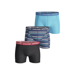 Stripe Sammy Shorts 3-Pack Men