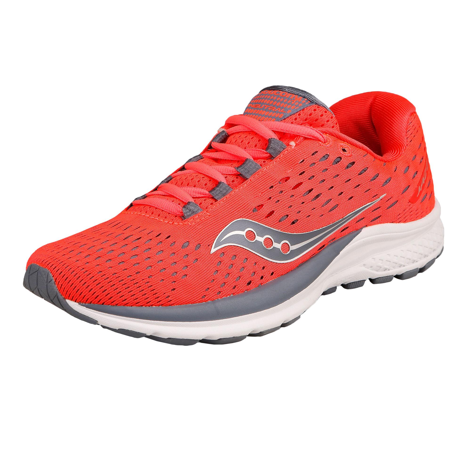 046840923d buy Saucony Jazz 20 Neutral Running Shoe Women - Orange, Grey online ...