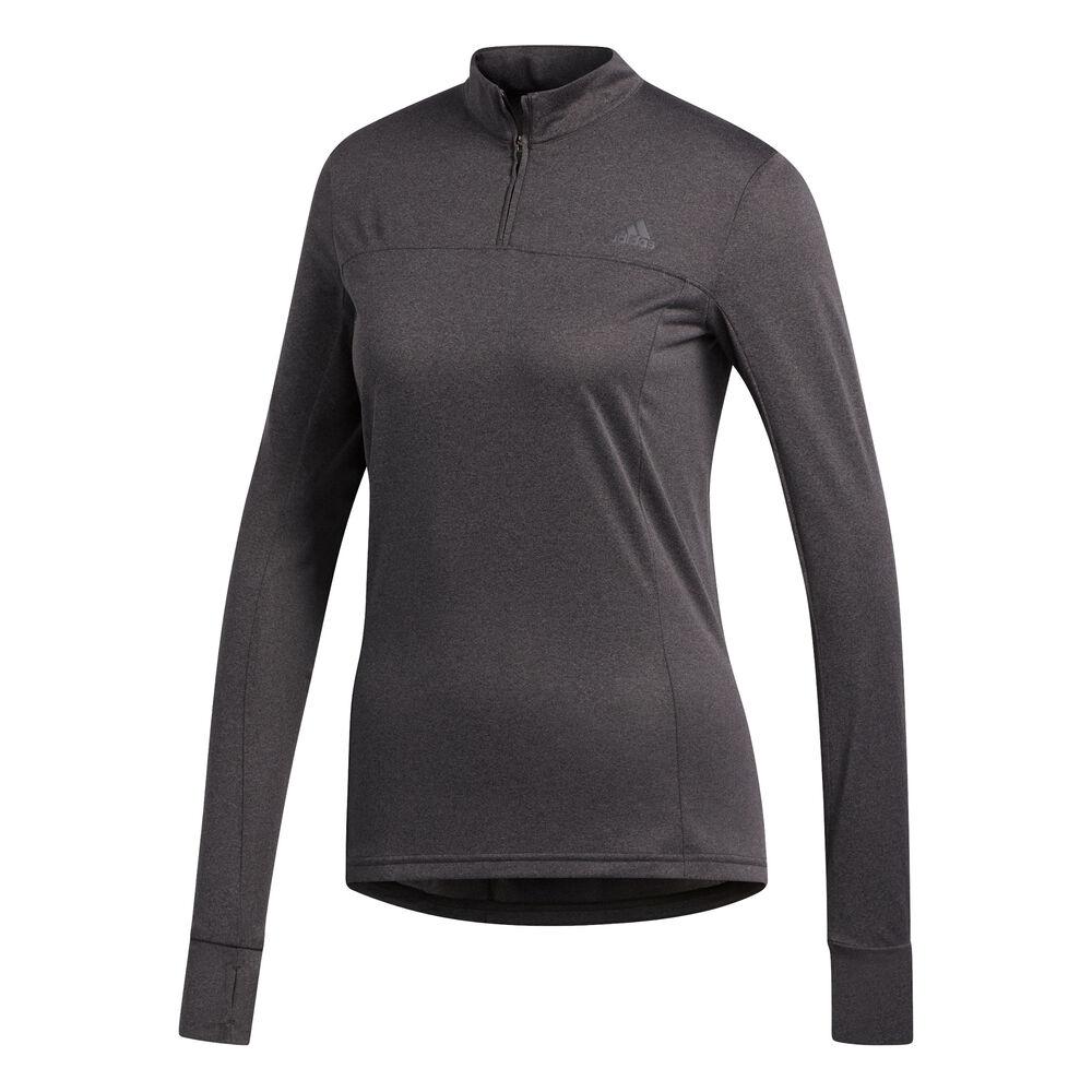 Own The Run Half-Zip Long Sleeve Women