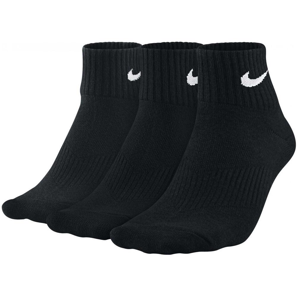 Lightweight Quarter Sports Socks 3 Pack