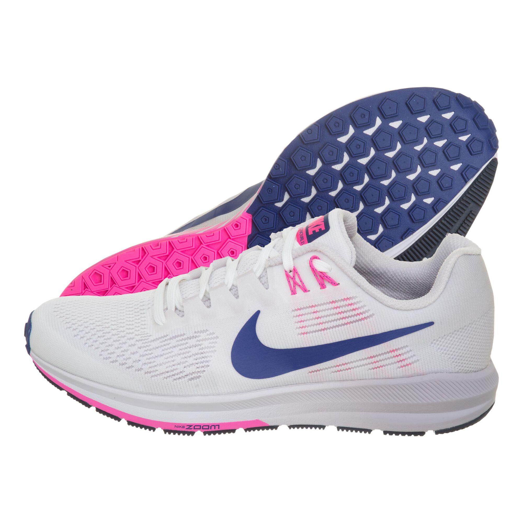 ebf3f2bf49e68d buy Nike Air Zoom Structure 21 Stability Running Shoe Women - White ...