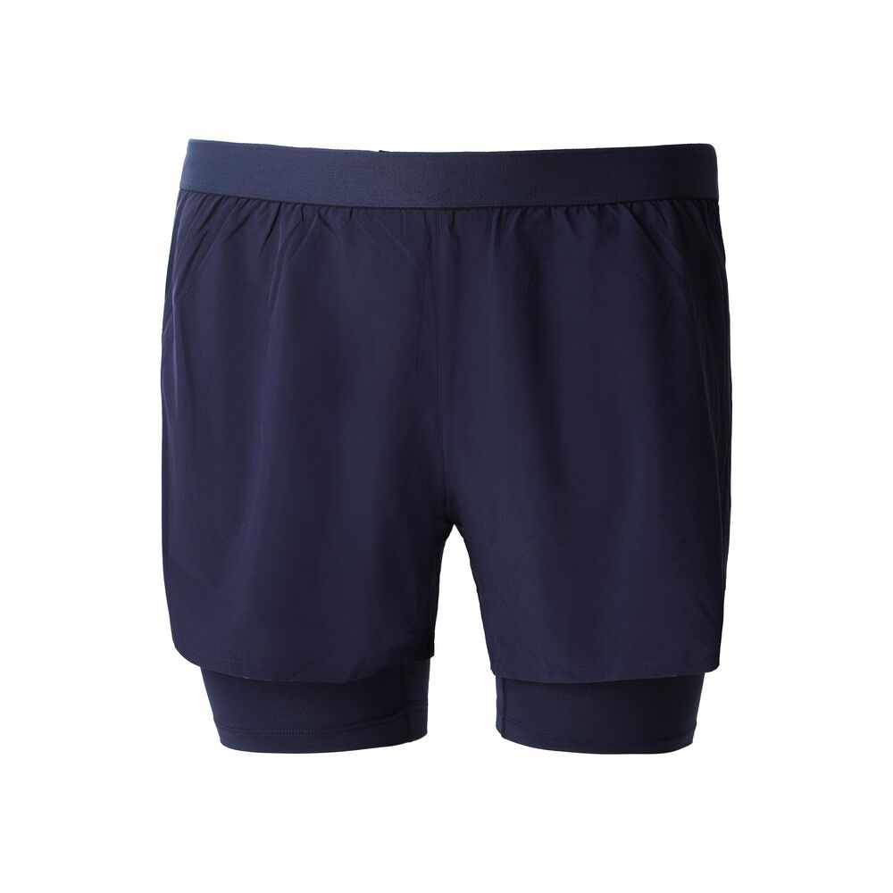 Road 2in1 5in Shorts Men