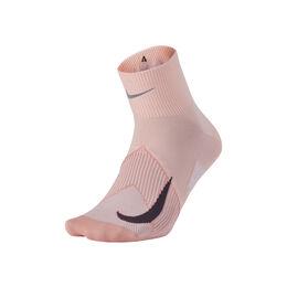 Elite Lightweight Quarter Running Socks
