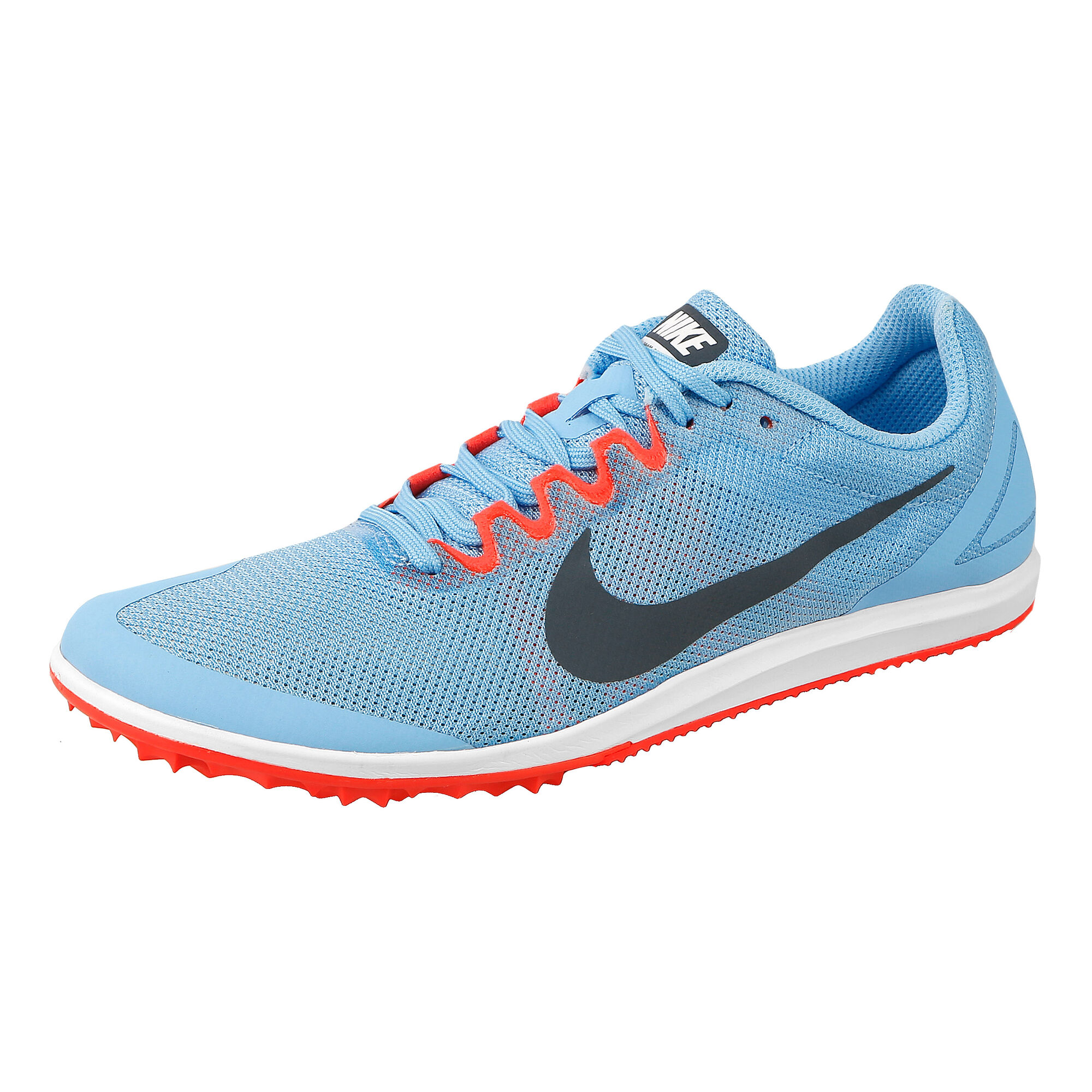 d12a744adf98 buy Nike Zoom Rival D 10 Spike Shoes - Light Blue