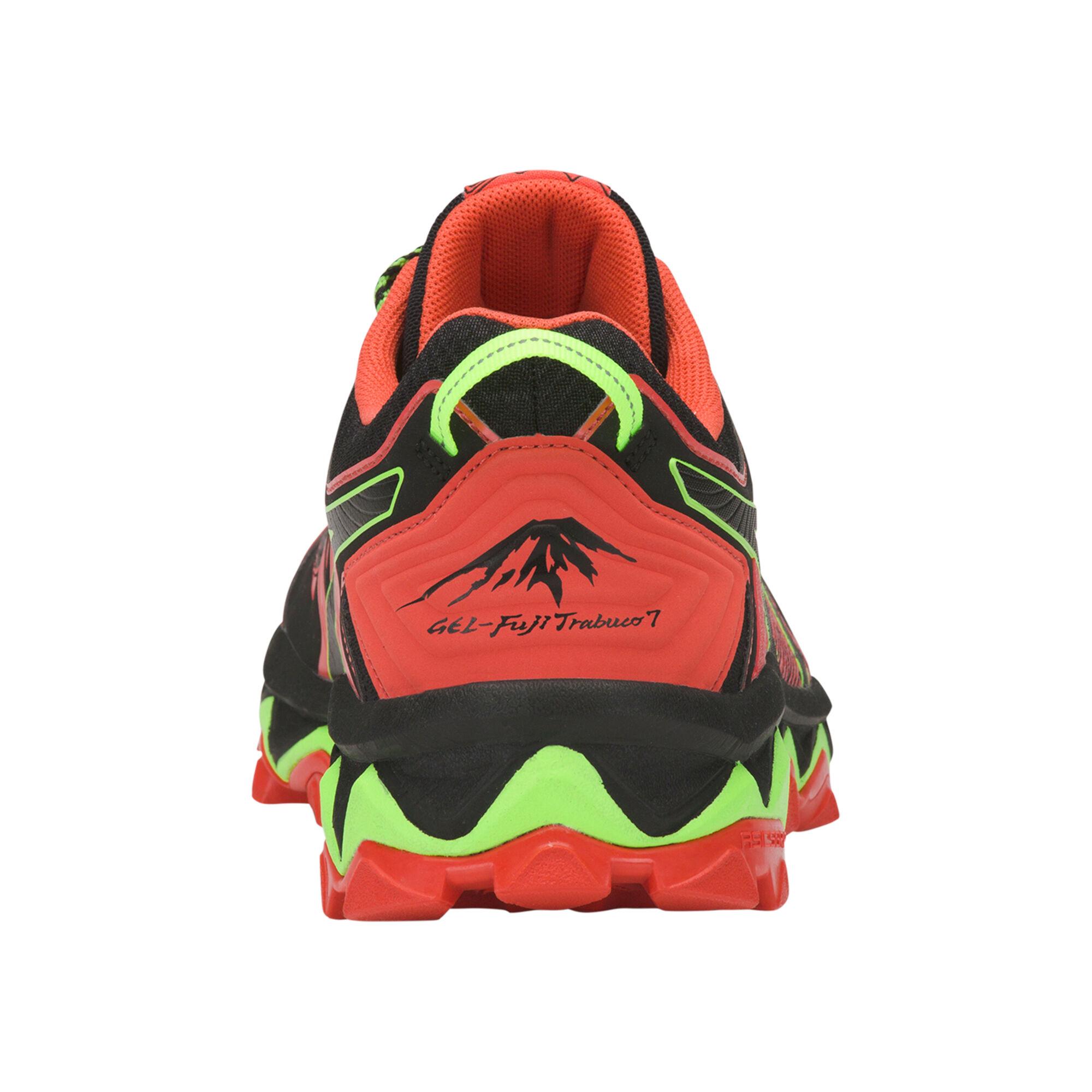 a6aad2e28bc buy Asics Gel-Fuji Trabuco 7 Trail Running Shoe Men - Orange, Black ...