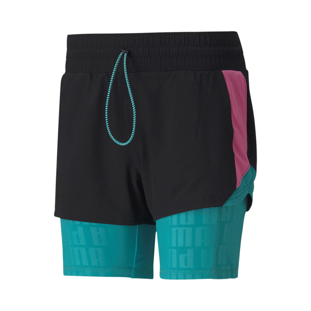 Train First Mile Xtreme 2in1 Shorts Women