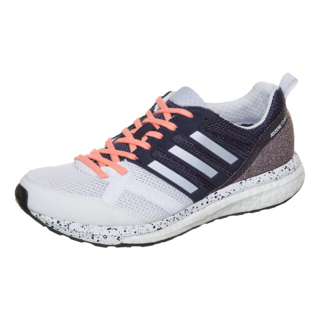 on sale 09201 0286f adidas Adizero Tempo 9 Competition Running Shoe Women - Black, White