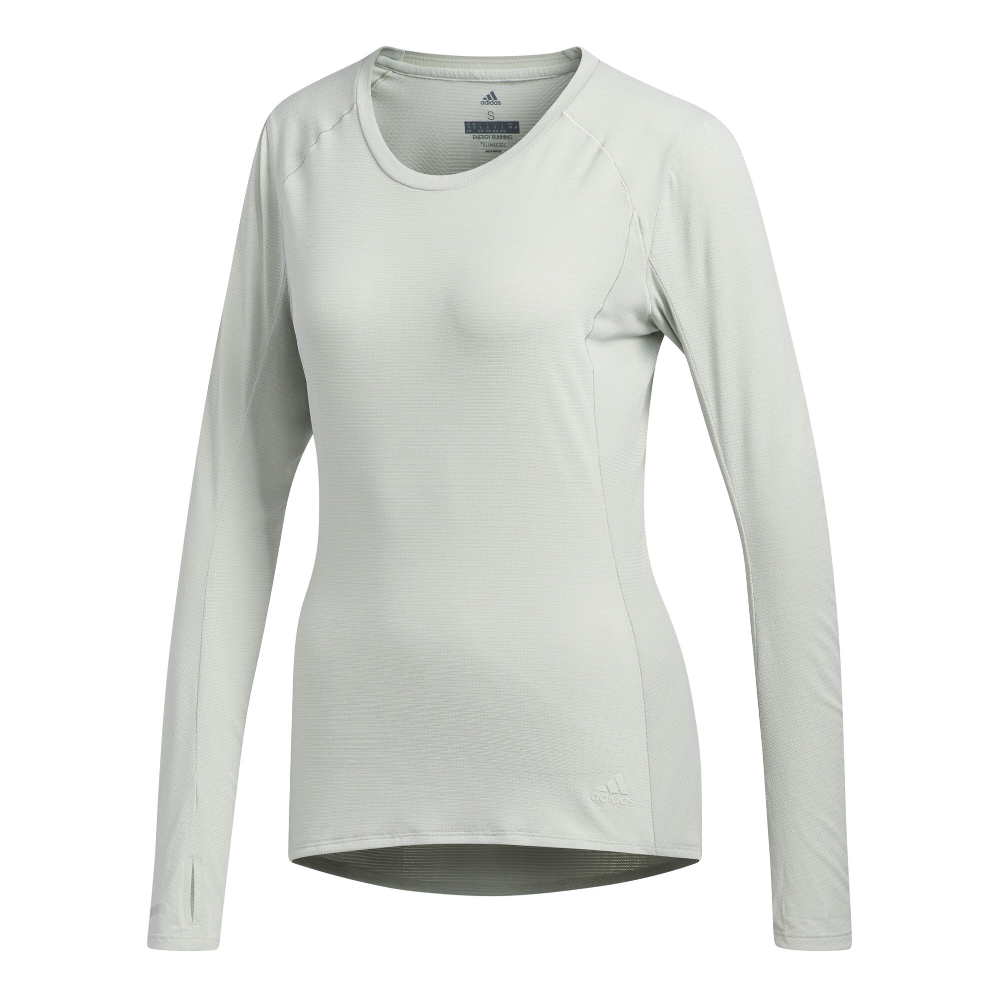 9c6d458e buy adidas Supernova Long Sleeve Women - Lightgrey, Grey online ...
