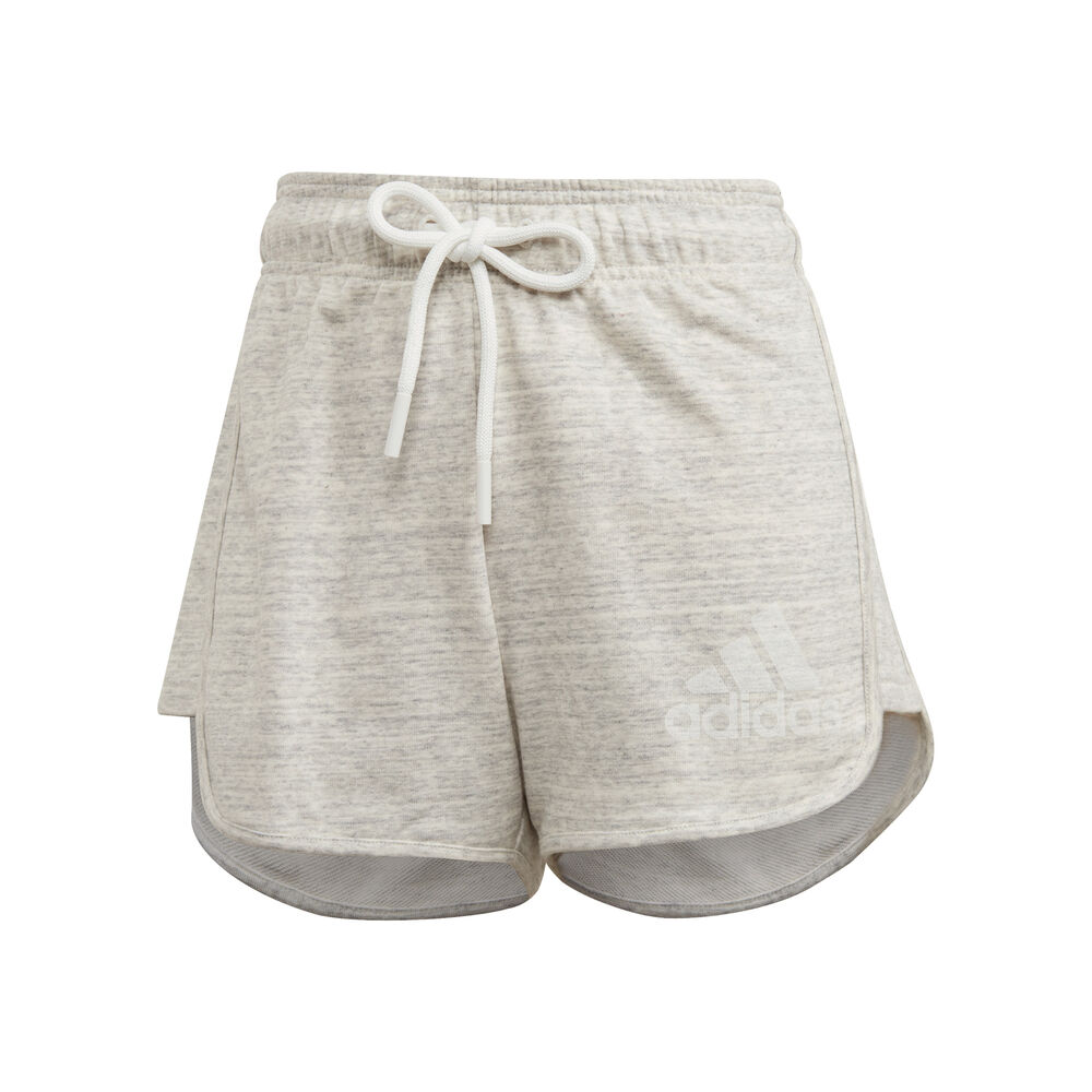 Melange Shorts Women