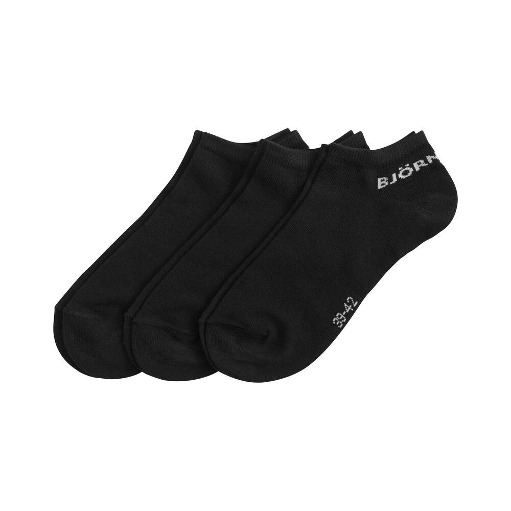 Solid Essential Step Sports Socks