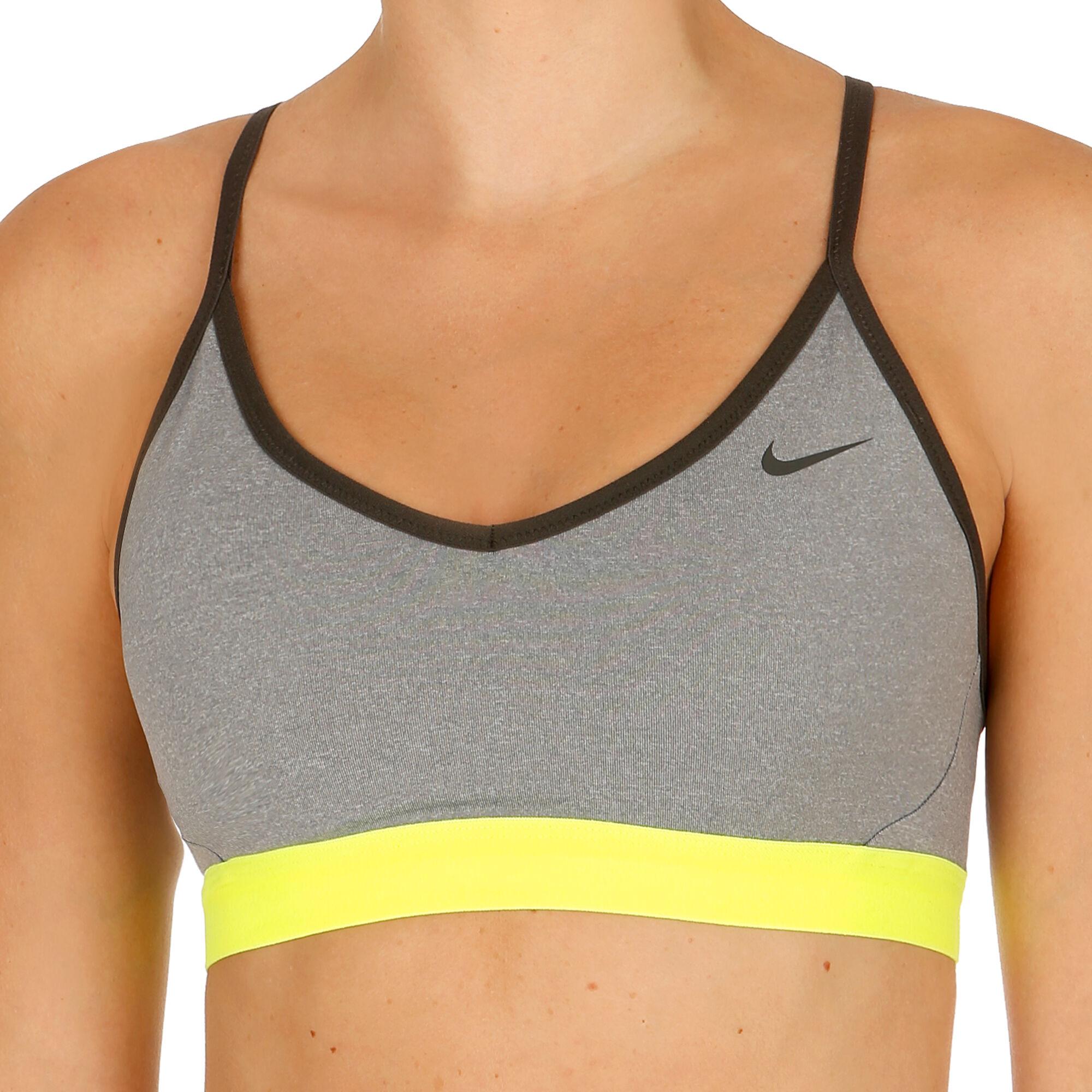 e3ac73e1ec buy Nike Pro Indy Sports Bras Women - Grey