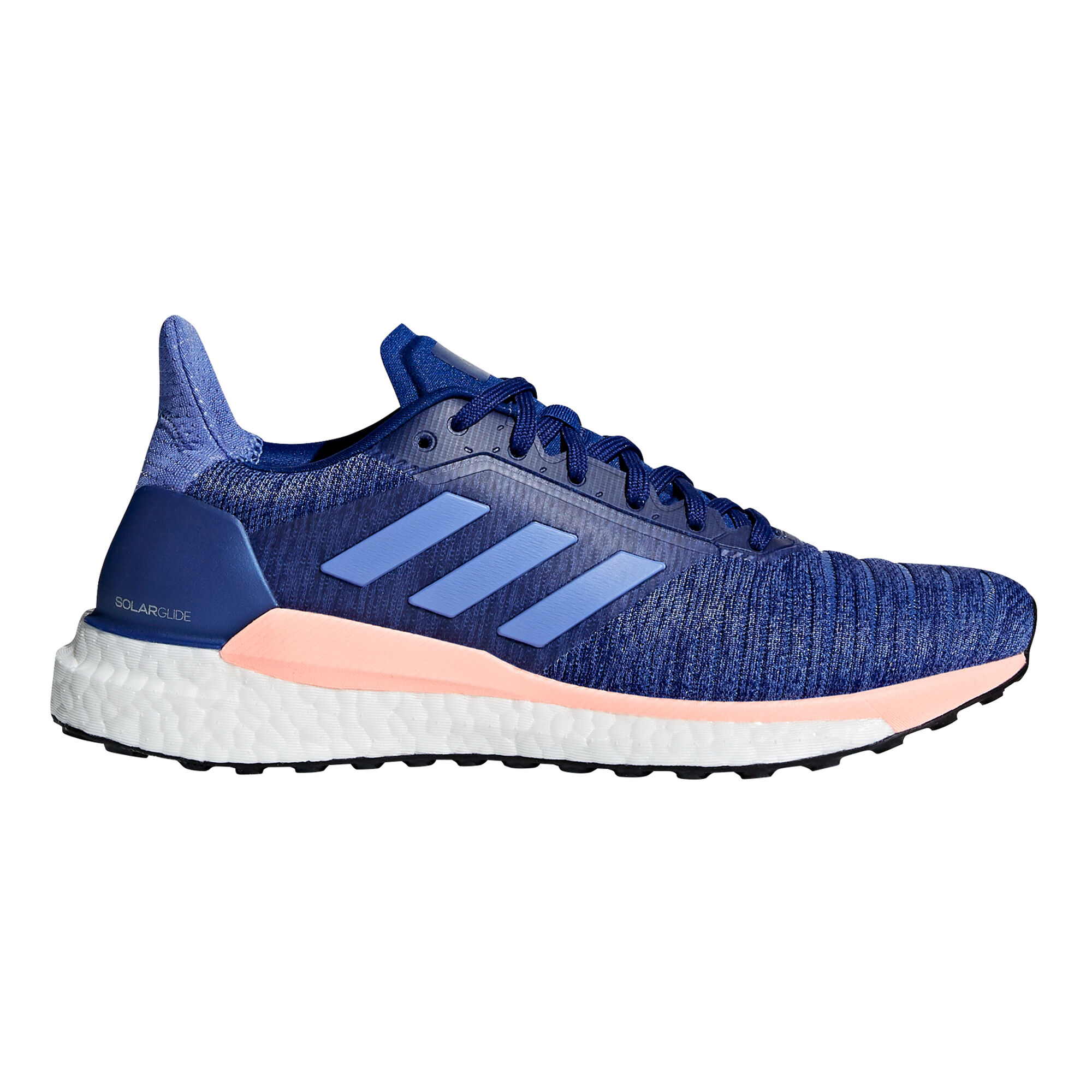 5740cc6e84c300 buy adidas Solar Glide Neutral Running Shoe Women - Blue