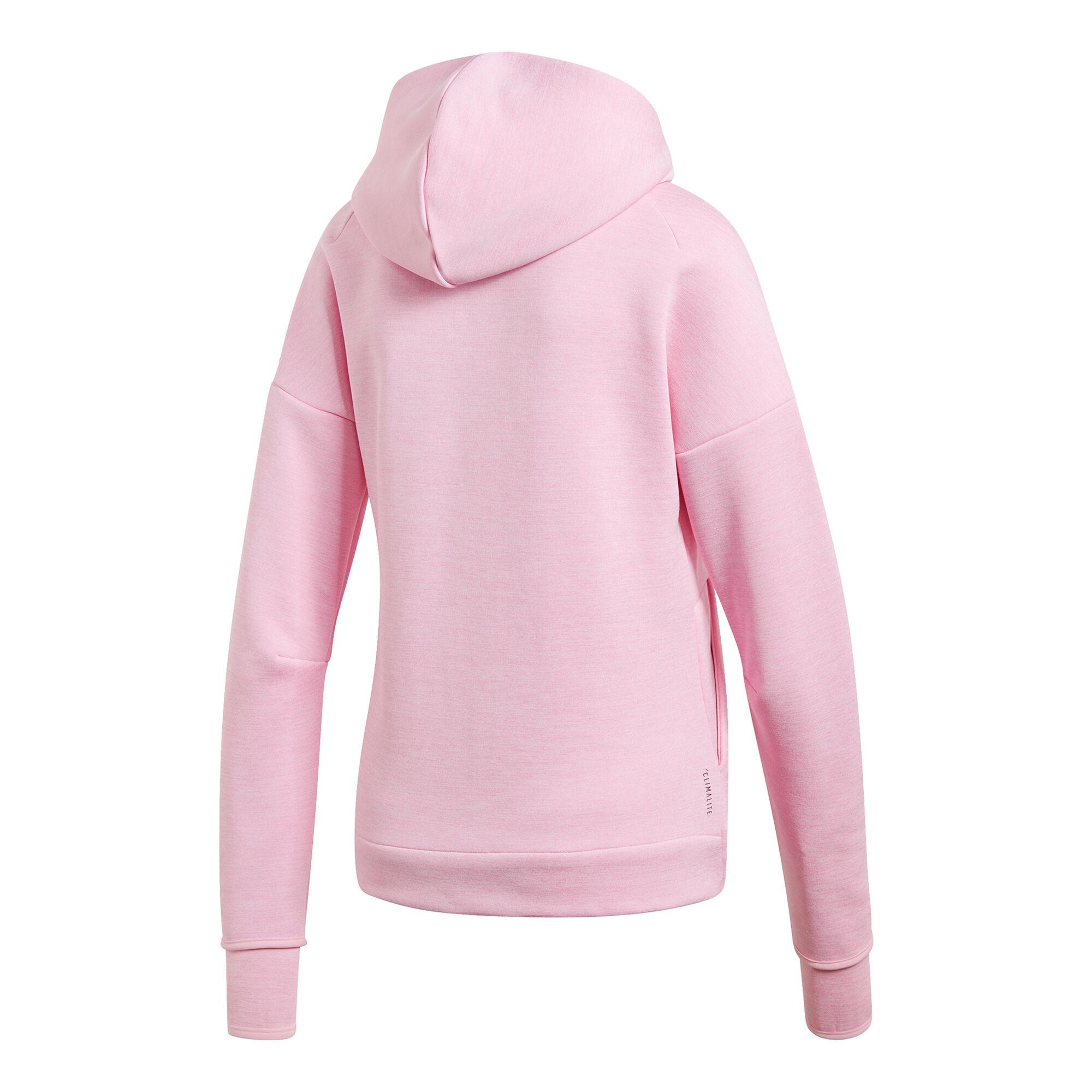 0d28bb129420 buy adidas Z.N.E. Fast Release Zipper Zip Hoodie Women - Pink