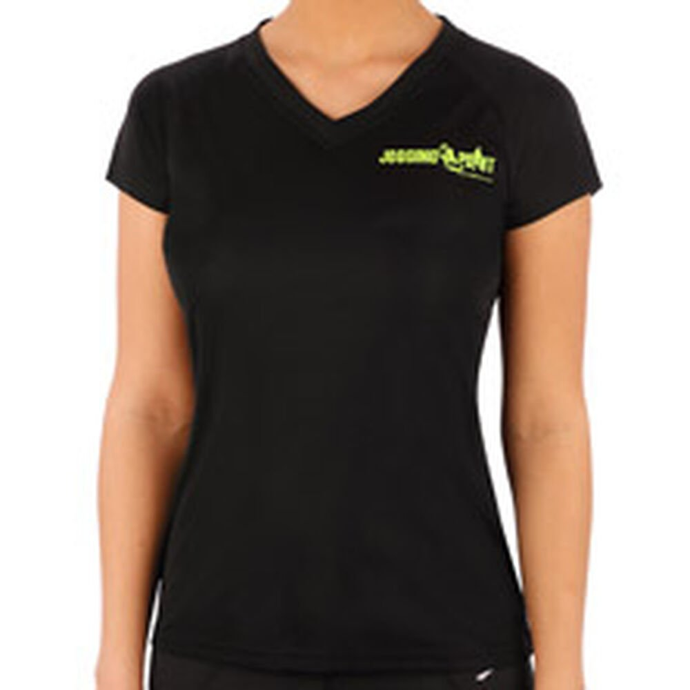 Funktions Logo Crew T-Shirt Women