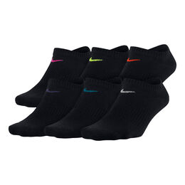 Everyday Lightweight No-Show Training Socks Unisex