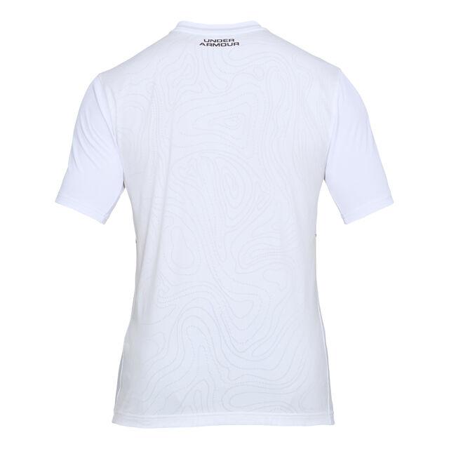 81de9776 buy Under Armour Forge T-Shirt Men - White, Grey online   Jogging-Point