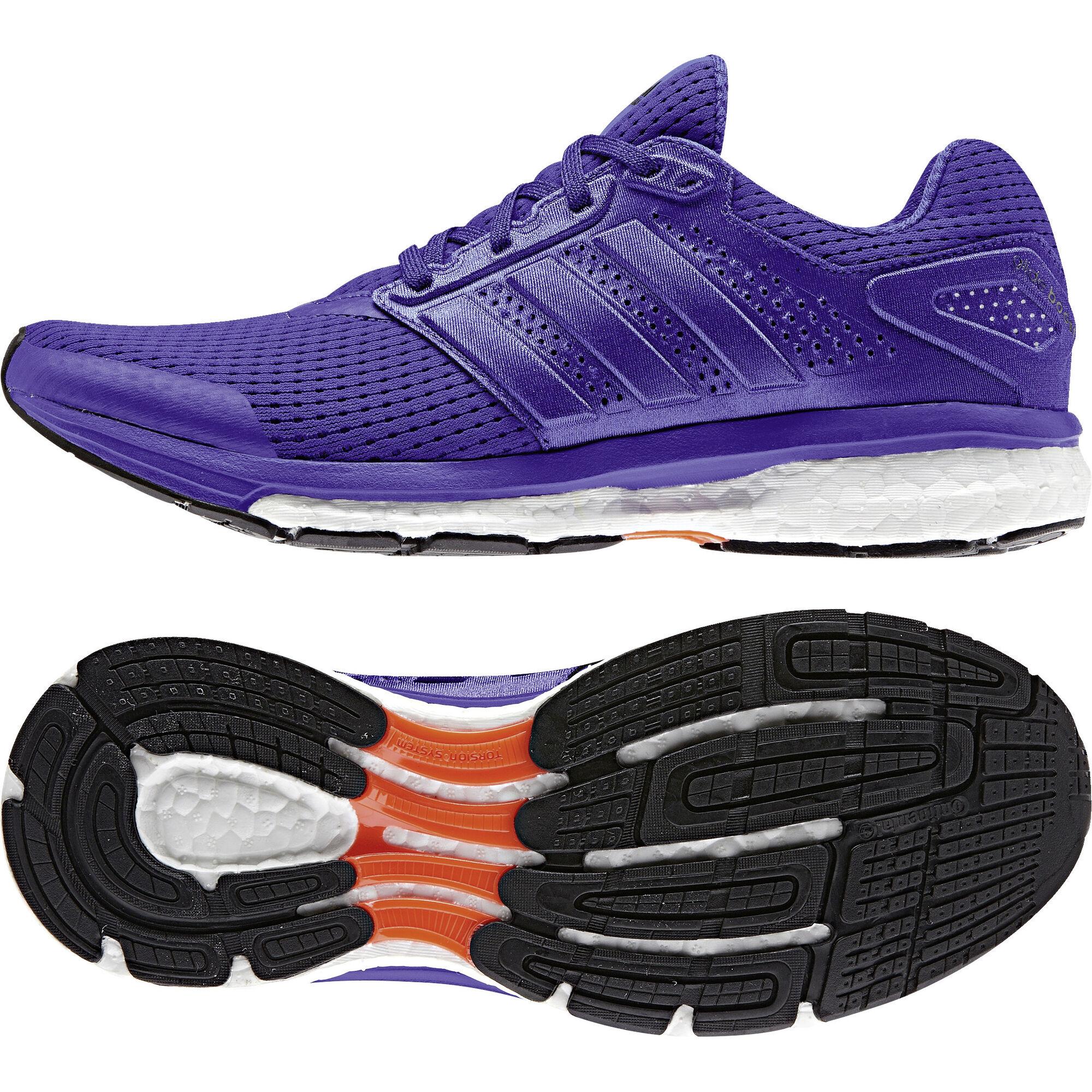 9e5ef0f8a buy adidas Supernova Glide 7 Neutral Running Shoe Women - Violet ...