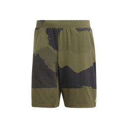 4KRFT Tech Camo Graphic 8in Short Men