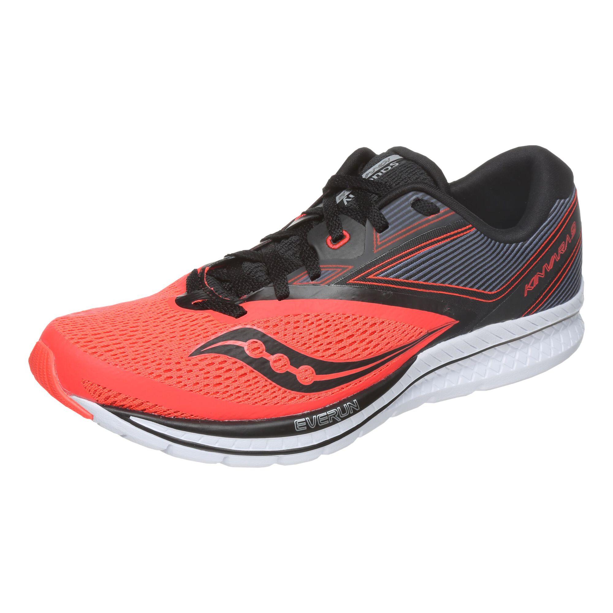 14d2dc2b buy Saucony Kinvara 9 Neutral Running Shoe Men - Red, Black online ...