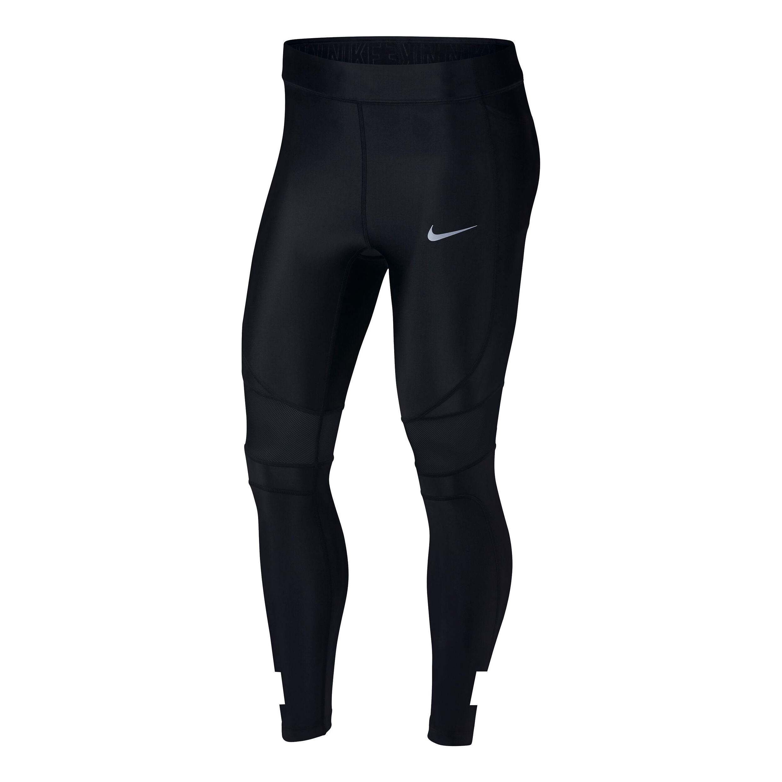Black Activewear Bottoms Women's Clothing Competent Under Armour Heatgear Grapic Womens Long Training Tights
