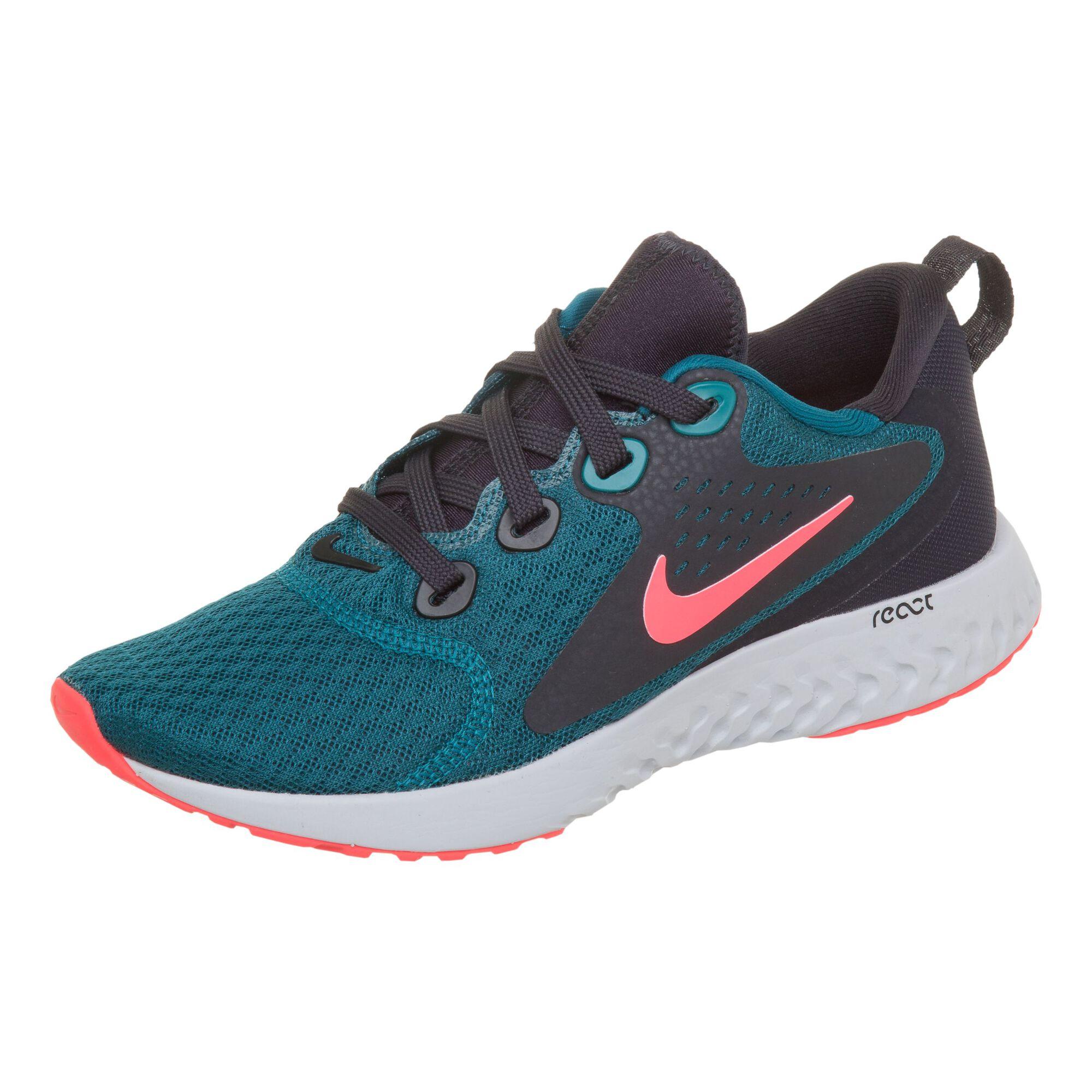 buy Nike Rebel React Neutral Running Shoe Kids - Dark Grey 69730505827