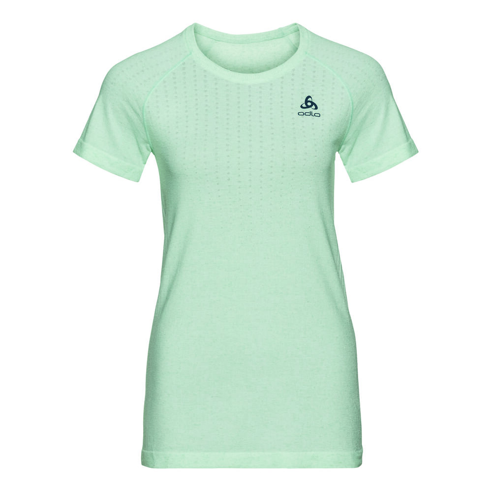 Millennium Linencool Pro BL Top Crew Neck T-Shirt Women