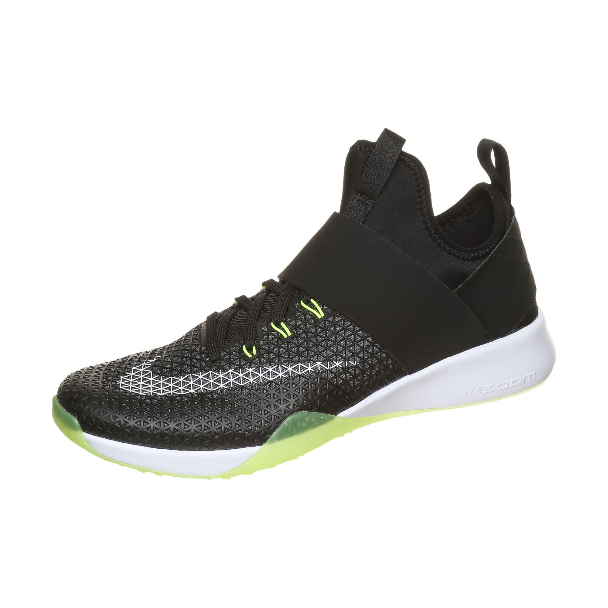 51087dc1e3081 buy Nike Air Zoom Strong Fitness Shoe Women - Black