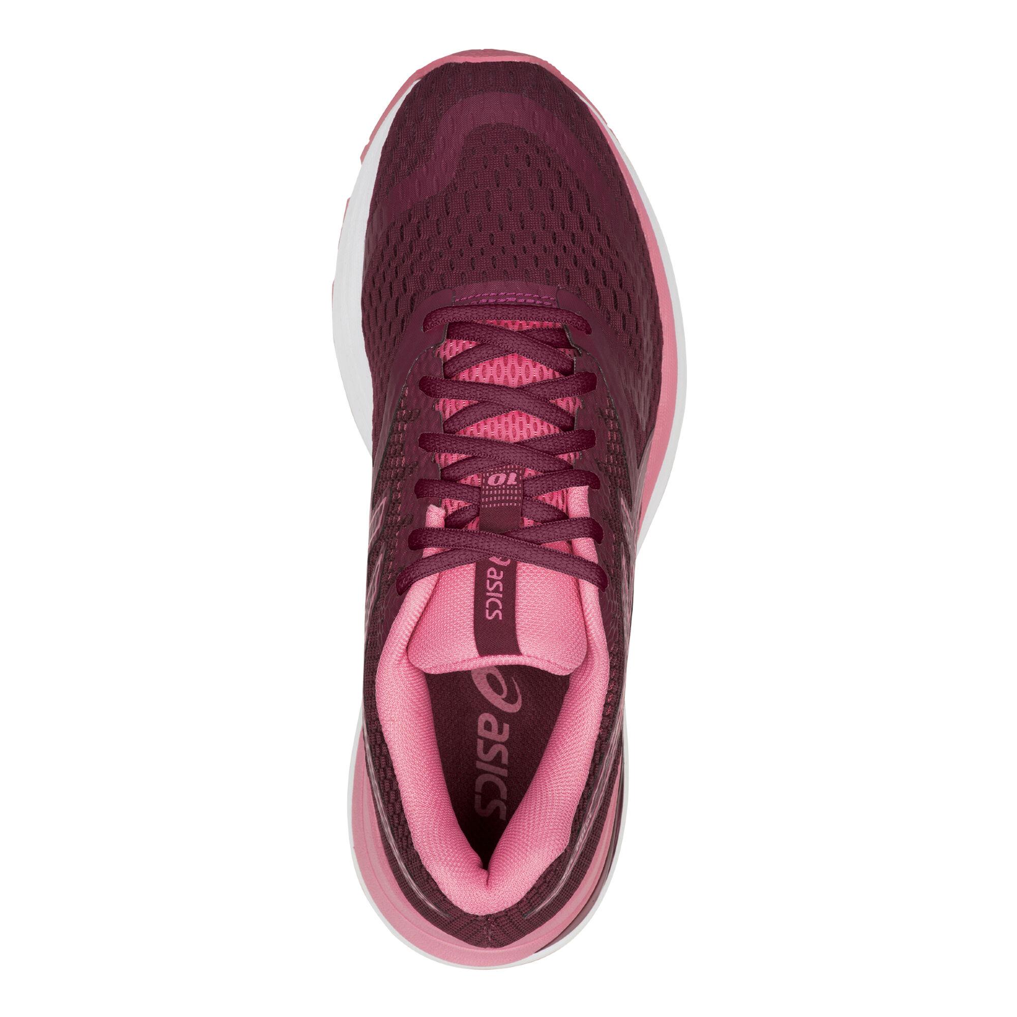 c34d5a357bec6 buy Asics Gel-Pulse 10 Neutral Running Shoe Women - Dark Red, Pink ...