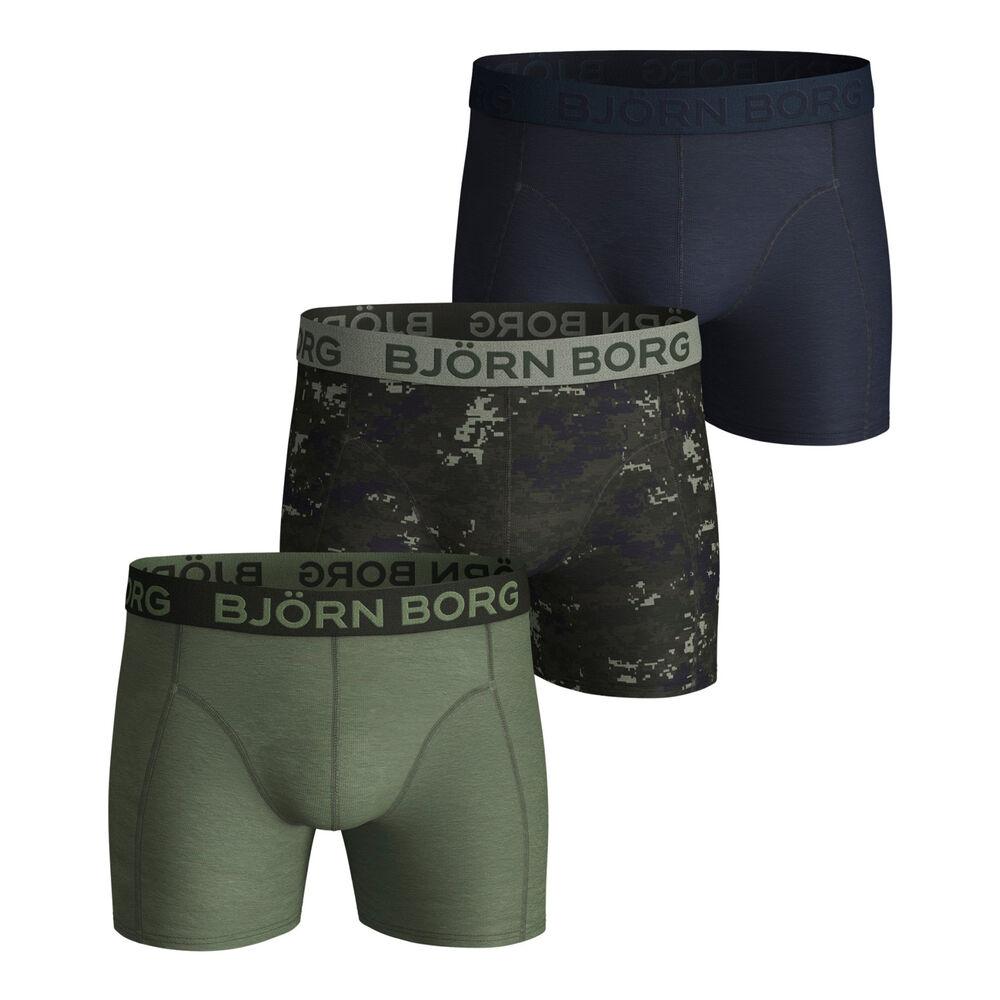 Digital Woodland Sammy Boxer Shorts 3 Pack Men