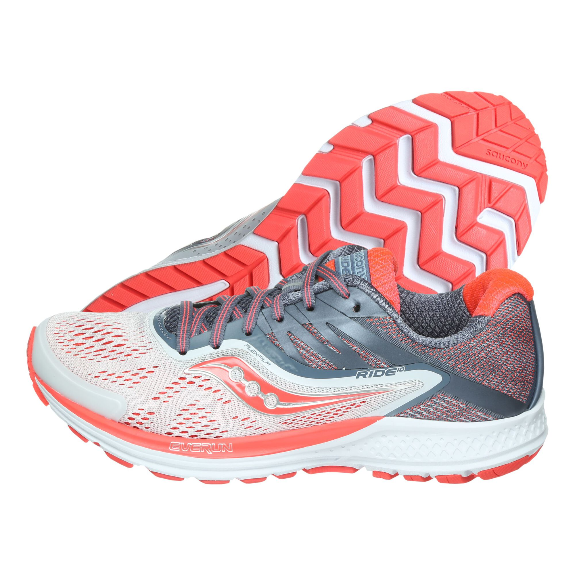 5c7d576015b buy Saucony Ride 10 Neutral Running Shoe Women - Orange
