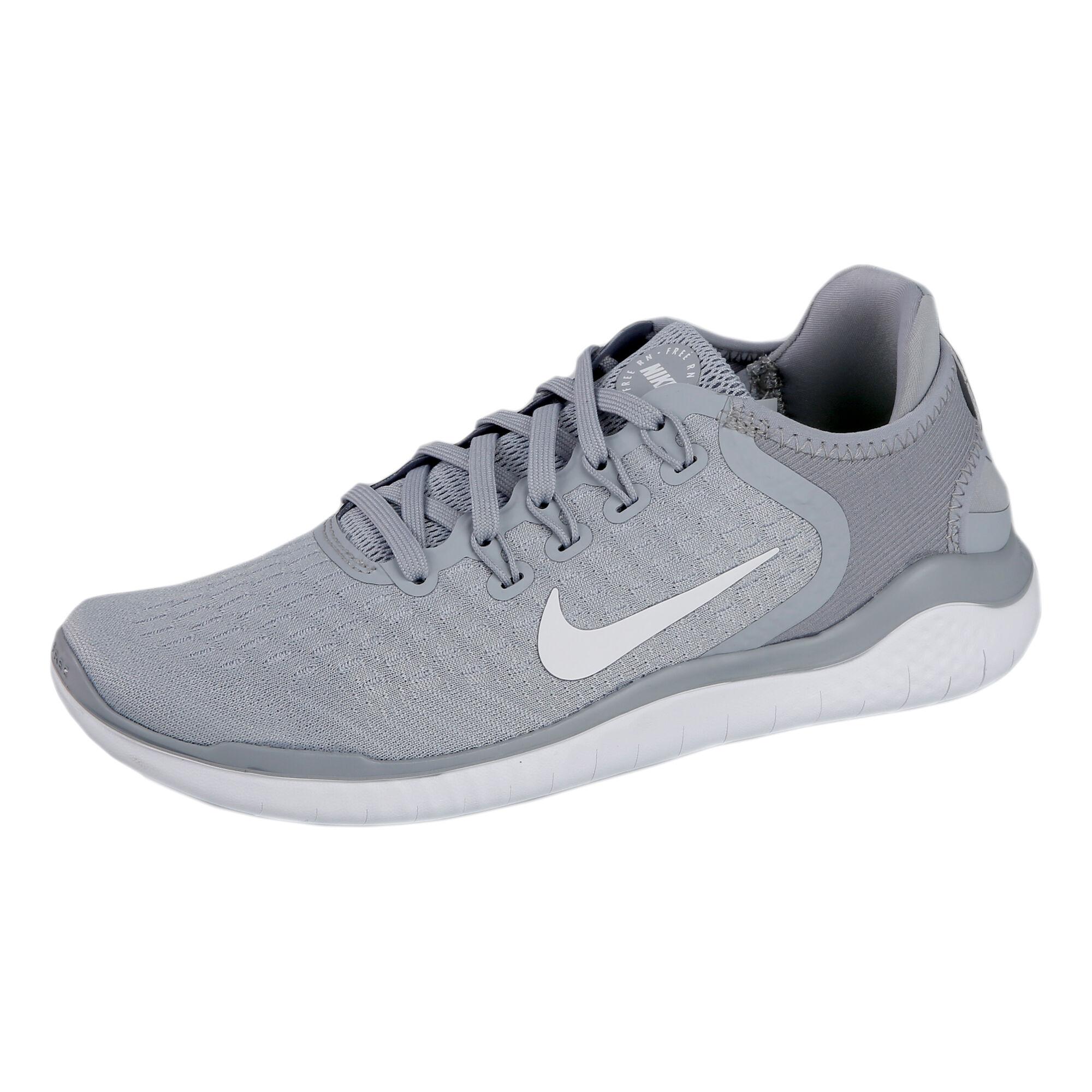 d52a07f44ba1 buy Nike Free Run 2018 Natural Running Shoe Women - Grey