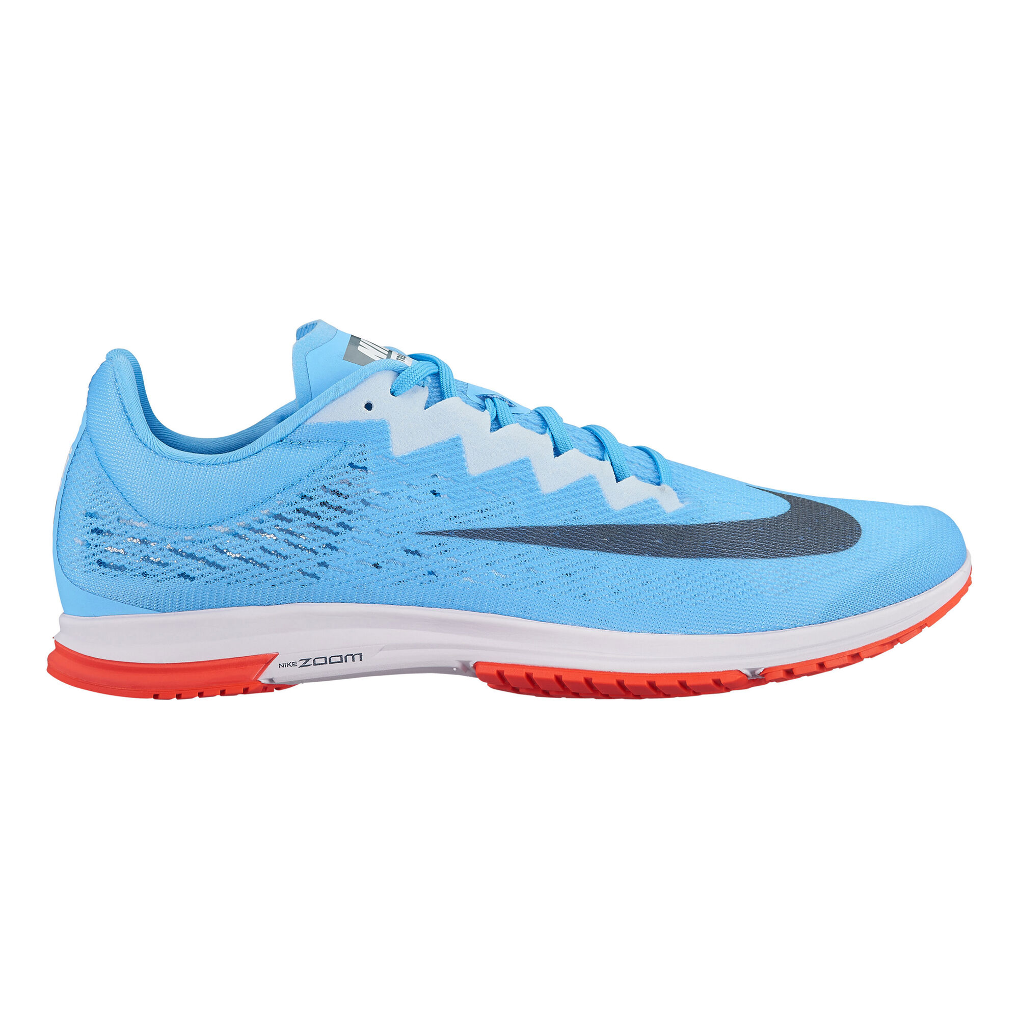 0e277f33aeea buy Nike Zoom Streak LT 4 Spike Shoes - Light Blue