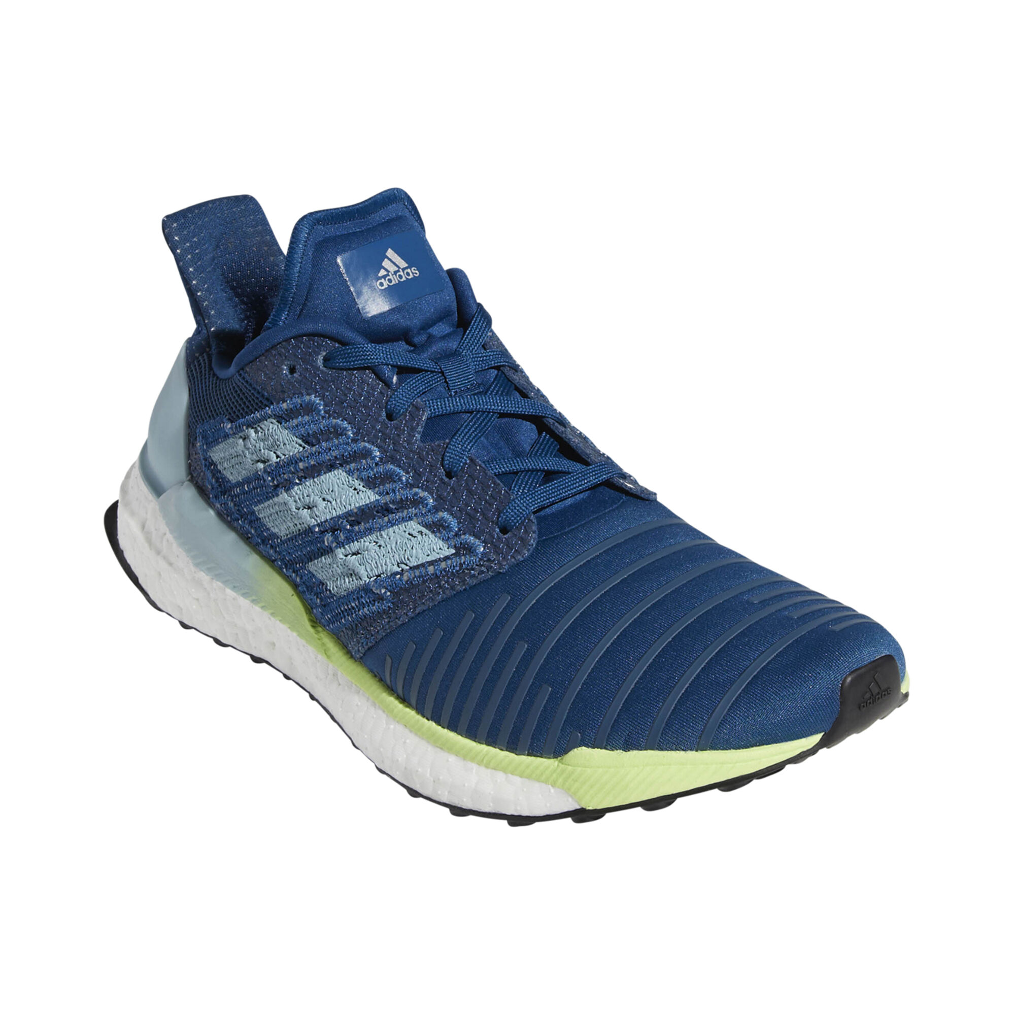 78795ea9dc4c7 buy adidas Solar Boost Neutral Running Shoe Men - Dark Blue