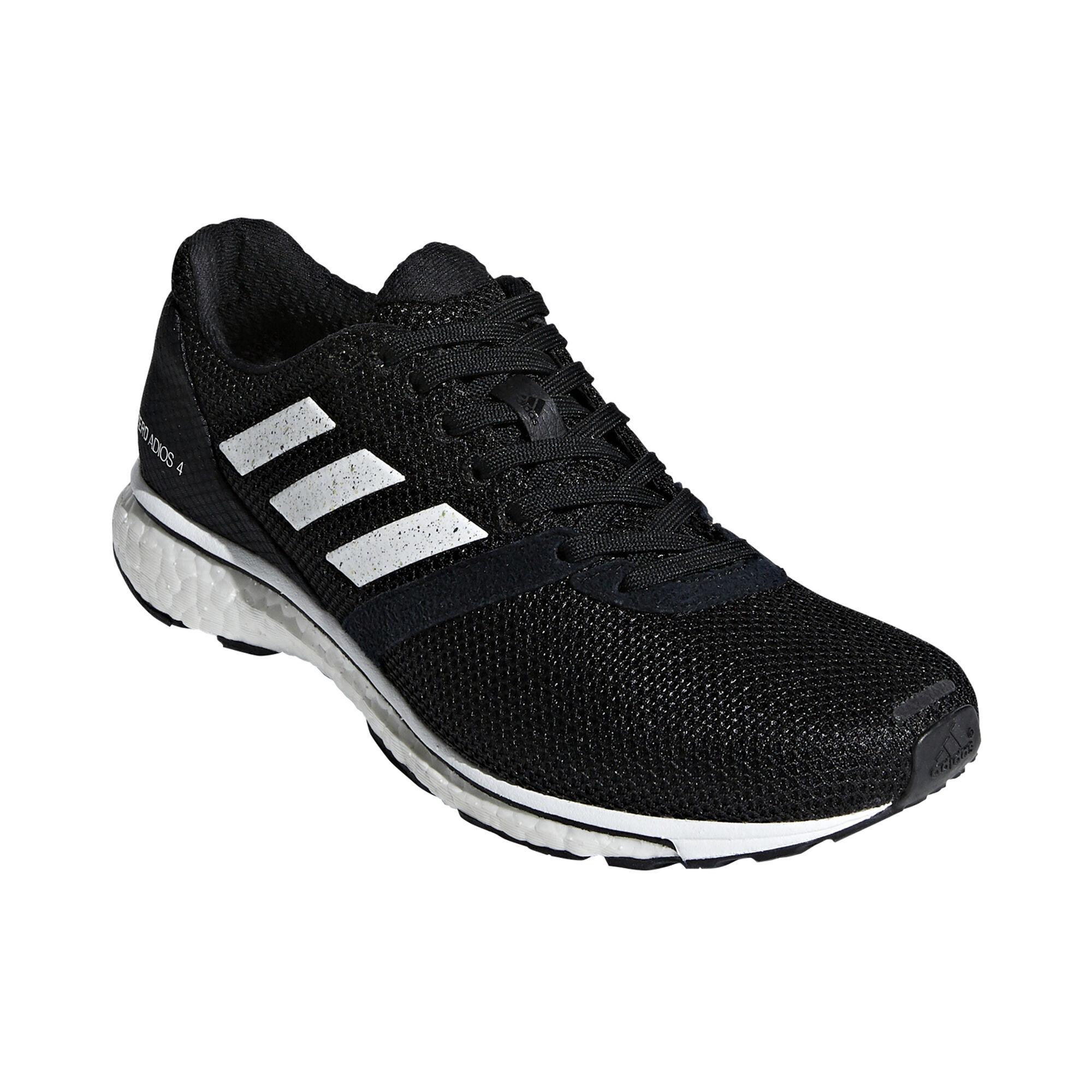new style 9050f 0e1a3 buy adidas Adizero Adios 4 Competition Running Shoe Women - Black ...