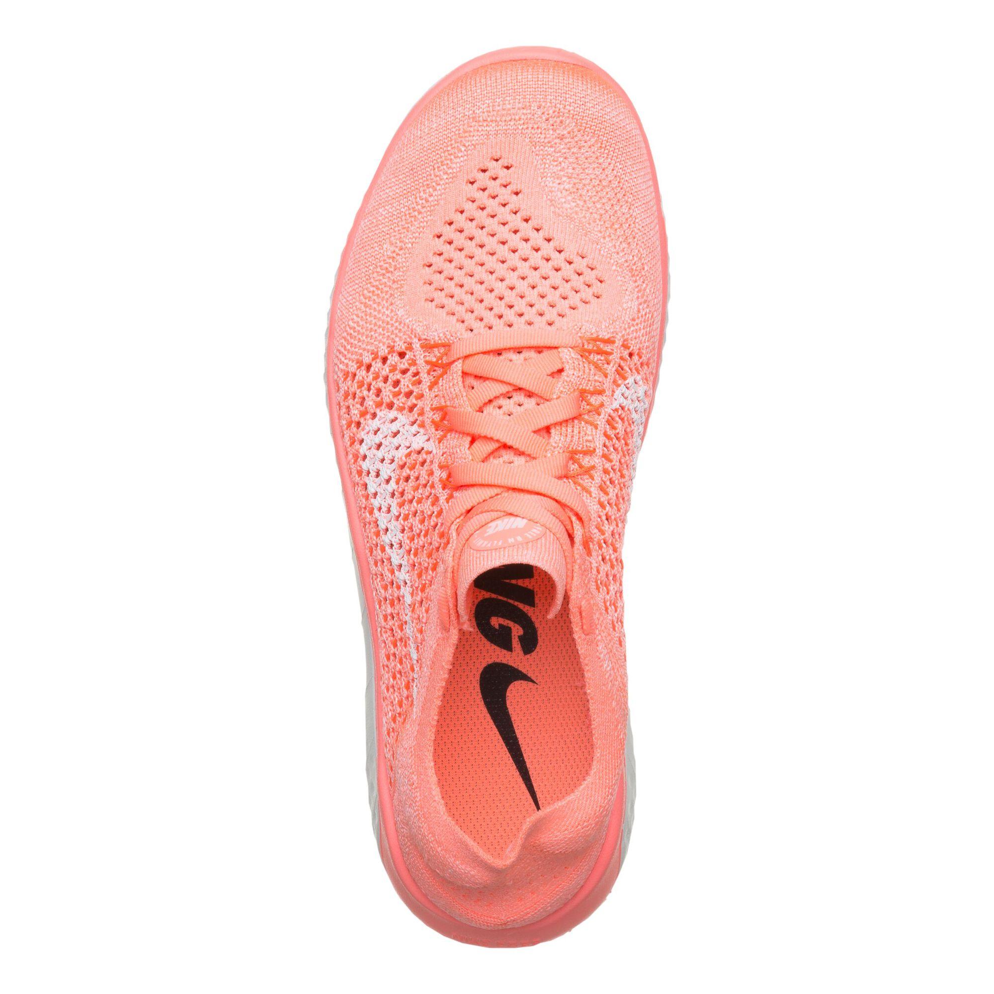 af2f7d3b51fa buy Nike Free Run Flyknit 2018 Natural Running Shoe Women - Orange ...